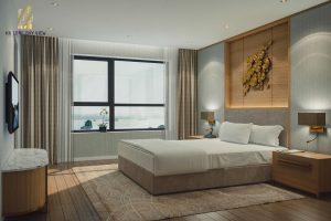 Nội thất căn hộ phòng ngủ