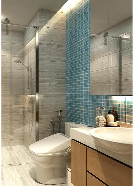 Phòng tắm Hạ Long Bay View