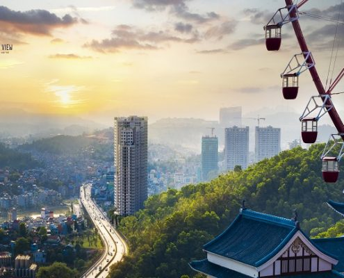 Phối cảnh Hạ Long Bay View