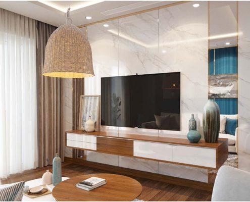 Phòng khách 3 Hạ Long Bay View