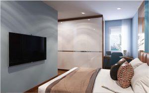 Phòng ngủ 2 Hạ Long Bay View