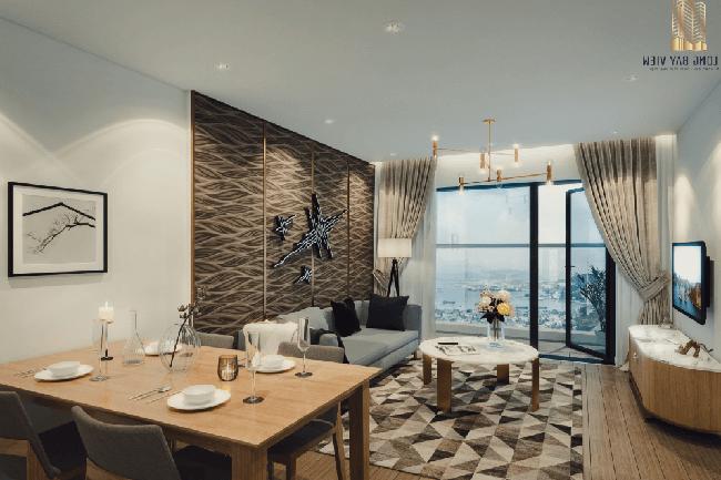 Thiết kế căn hộ Hạ Long Bay View