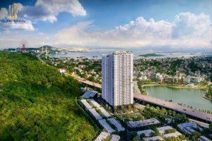 toàn bộ căn hộ Hạ Long Bay View
