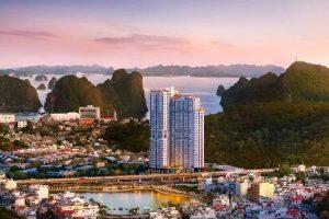 Phối cảnh Ramada Hạ Long Bay View