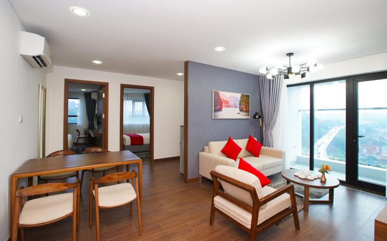 Phòng khách Hạ Long Bay View