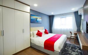 Phòng ngủ Hạ Long Bay View